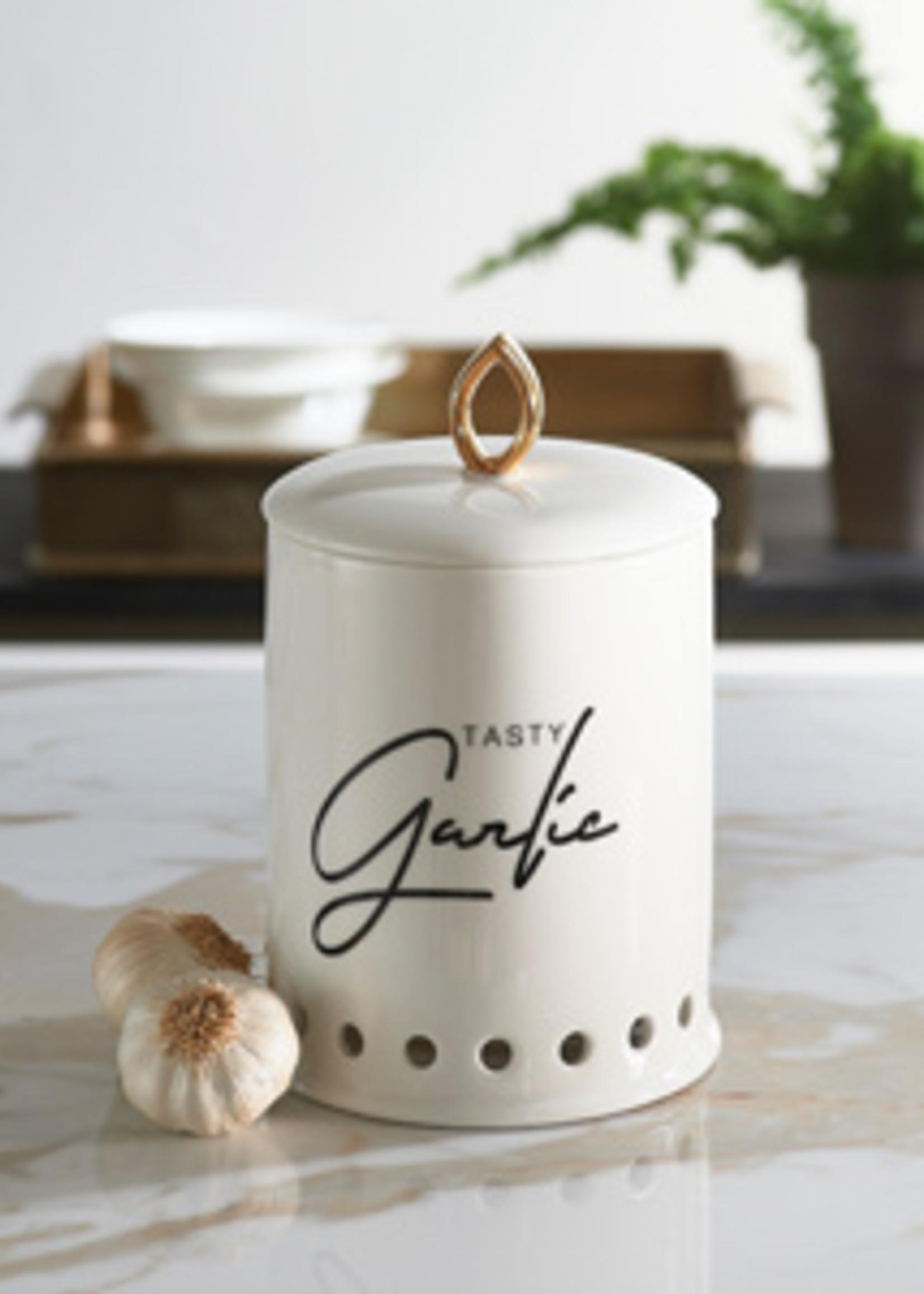Riviera Maison Tasty Garlic Storage Jar