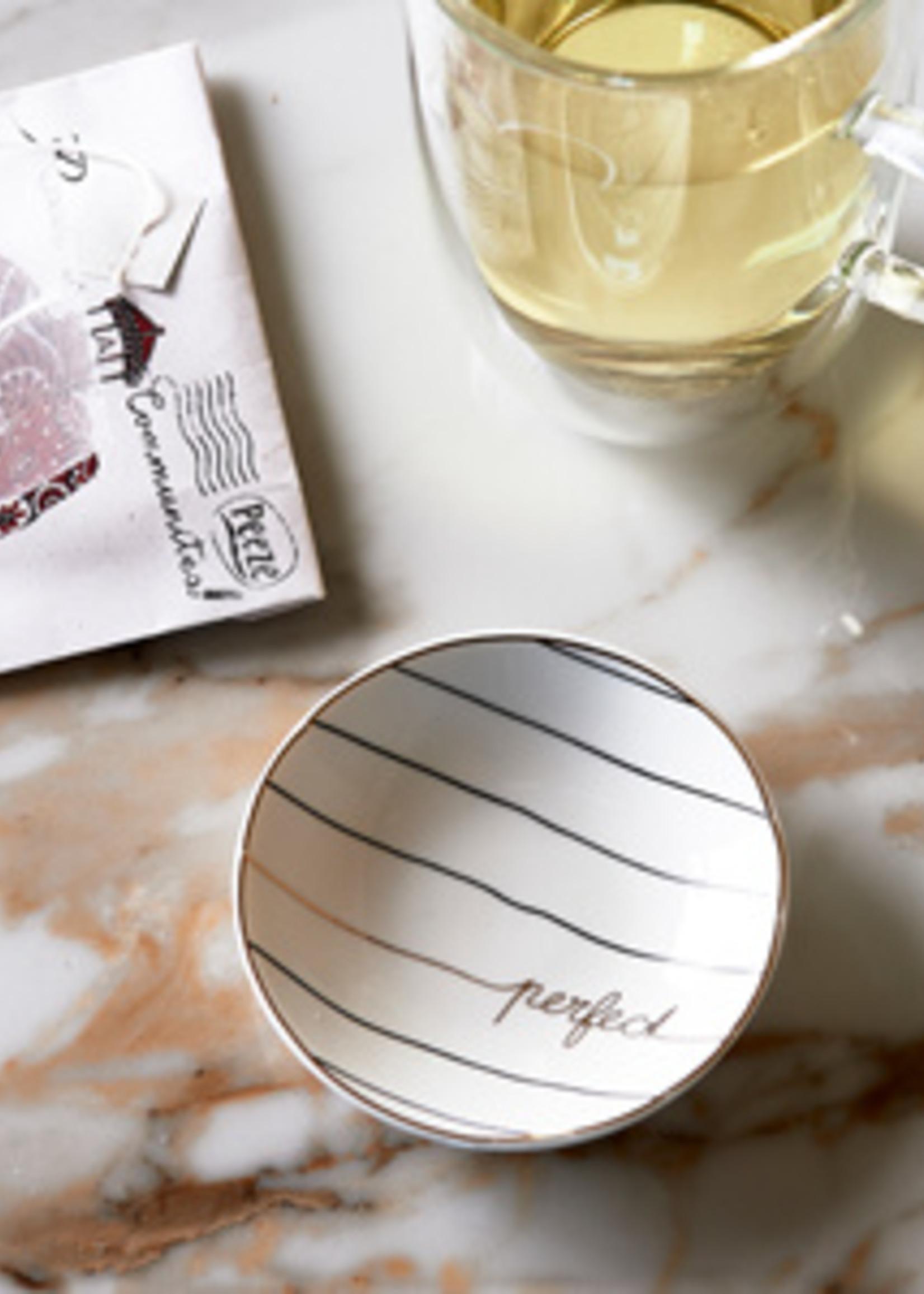 Riviera Maison Dots & Stripes Perfect Side Plate