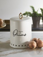 Riviera Maison Fresh Onions Storage Jar