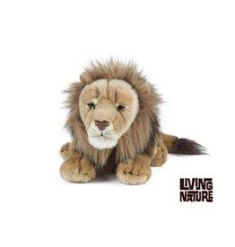 Living Nature Knuffel Leeuw Mannetje