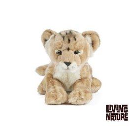 Living Nature Knuffel Leeuw, Babyleeuw