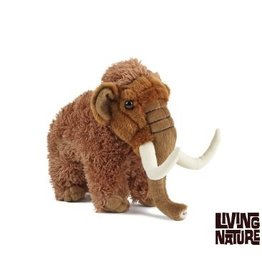 Living Nature Mammoet Knuffel Medium