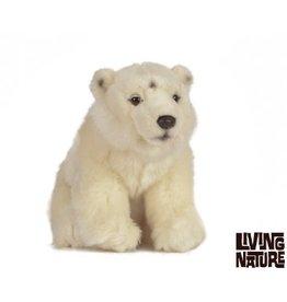 Living Nature Knuffel IJsbeer