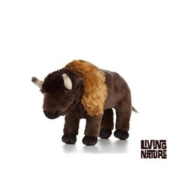 Living Nature Bison Knuffel