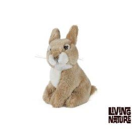 Living Nature Baby Konijn Bruin