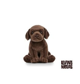 Living Nature Knuffel Labrador Klein