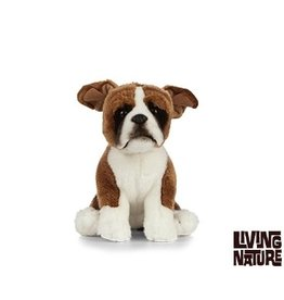 Living Nature Boxer Knuffel