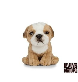 Living Nature Engelse Bulldog Knuffel Puppy