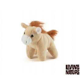 Living Nature Mini Knuffeltjes Paard 24 stuks
