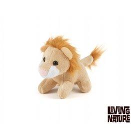 Living Nature Mini Knuffeltjes Leeuw, 24 stuks
