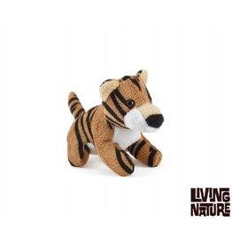 Living Nature Tijger Knuffeltjes, 24 stuks