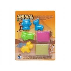 Funtastix dieren Kinetic Sand Set