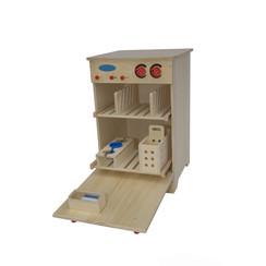 Vaatwasmachine Speelgoed, van Dijk Toys
