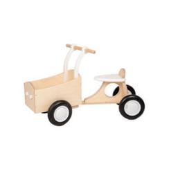 Kinder Bakfiets Wit, van Dijk Toys