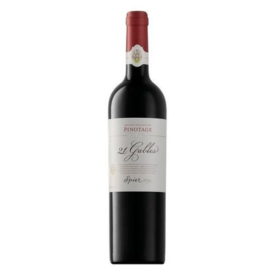 Spier Estate 21 Gables Pinotage 2015