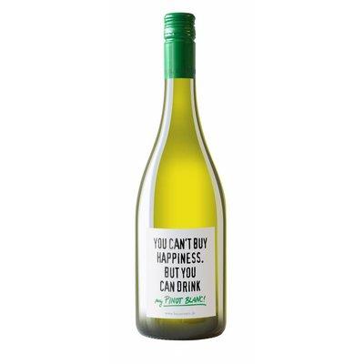 Emil Bauer Pinot Blanc Happy Trocken 2016