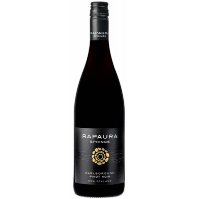 Rapaura Springs Pinot Noir Marlborough 2016