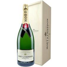 Moet & Chandon Champagne Brut imperial MAGNUM + kist