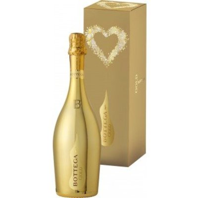 Bottega Prosecco Gold + Giftbox