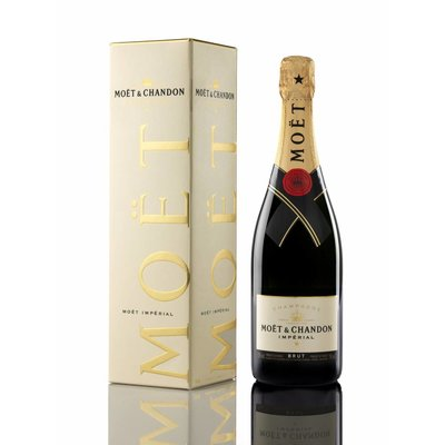 Moët & Chandon Champagne Brut Imperial In Giftbox