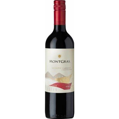 MontGras Estate Cabernet Sauvignon 2017