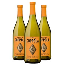 Francis Ford Coppola Chardonnay Diamond Collection  3 Pack