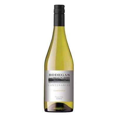 Bodegas Centenarias Chardonnay  2017