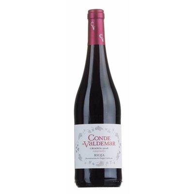 Conde Valdemar Rioja Crianza 2016