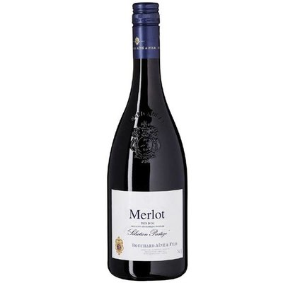 Bouchard Aine & Fils Merlot Selection Prestige 2018