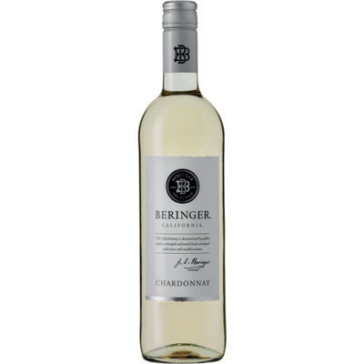 Beringer Chardonnay Stone Cellars 2018