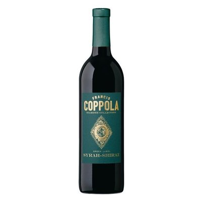 Francis Ford Coppola Syrah-Shiraz Diamond Collection Green Label 2016
