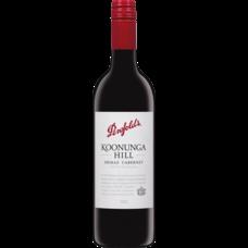 Koonunga Hill Shiraz Cabernet Penfolds Wines 2018