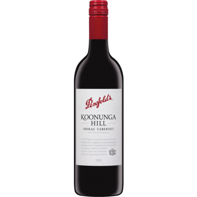 Koonunga Hill Shiraz Cabernet Penfolds Wines 2017