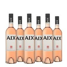 AIX Rose 6 flessen voordeelpakket