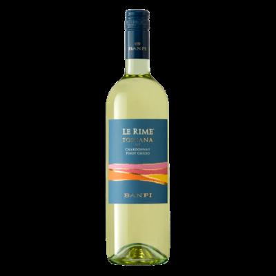 Banfi Le Rime Chardonnay en Pinot Grigio IGT 2018