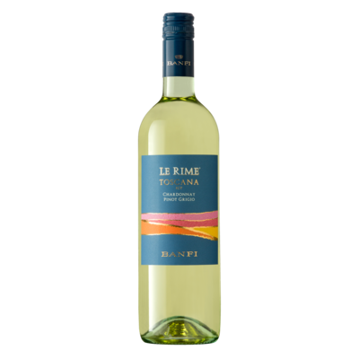Castello Banfi Le Rime Chardonnay en Pinot Grigio IGT 2018