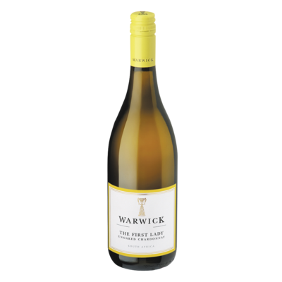 Warwick Estate The First Lady Unoaked Chardonnay 2018