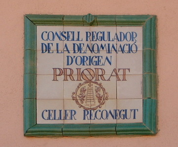 Celler Pasanau Priorat