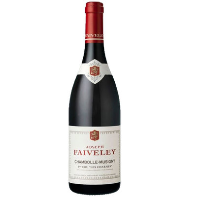 """Domaine Faiveley Chambolle Musigny 1er Cru """"Les Charmes"""" 2014"""