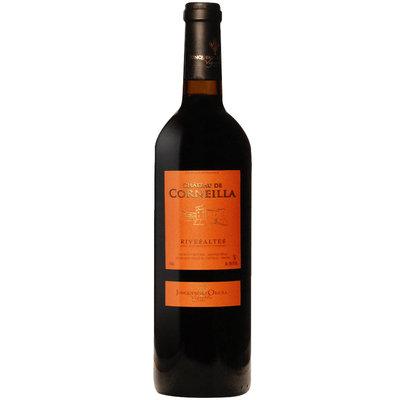 Vignobles Jonqueres d'Oriola Chateau de Corneilla Rivesaltes 2012