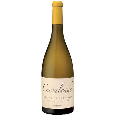 Vignobles Jonqueres d'Oriola Chateau de Corneilla Cavalcade Blanc 2019