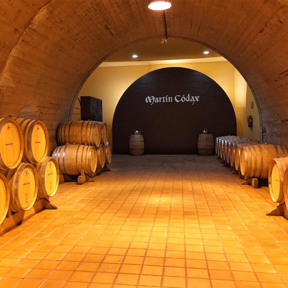 Martin Codax Cellars