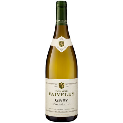 Domaine Faiveley Givry Champ Lalot Blanc 2017