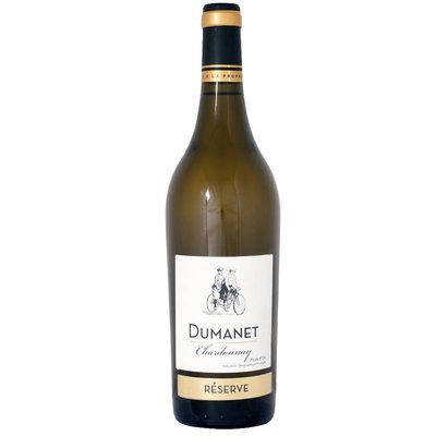 Les Vignerons du Narbonnais Dumanet Chardonnay Réserve IGP 2020