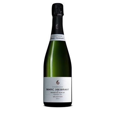 Marc Hébrart Sèlection Brut Champagne Premier Cru (0.375l)
