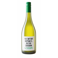 "Emil Bauer Pinot Blanc ""Happy"" Trocken 2019"