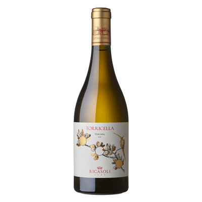Barone Ricasoli Torricella Chardonnay Toscana IGT Ricasoli 2018