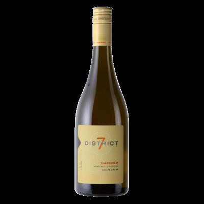 District 7 District 7 Estate Grown Chardonnay 2019