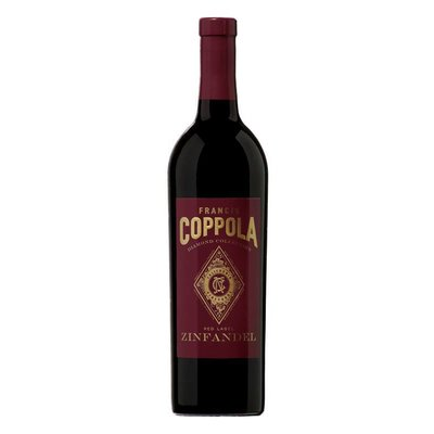 Francis Ford Coppola Zinfandel Diamond Collection Red Label 2018