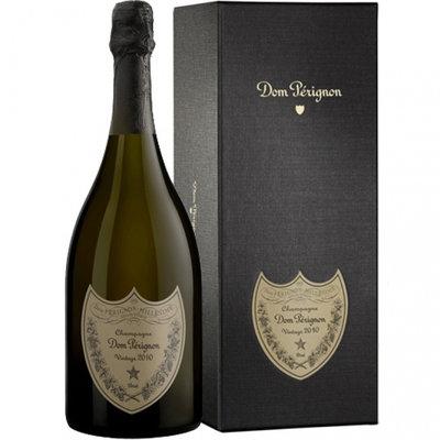 Dom Pérignon Brut Champagne 2010 Giftbox (0.75l)